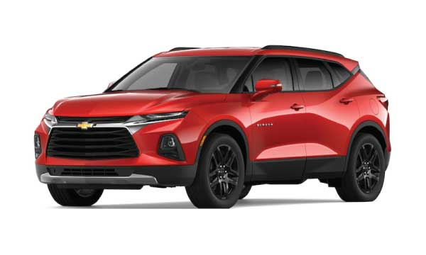 The All-New Chevy Blazer