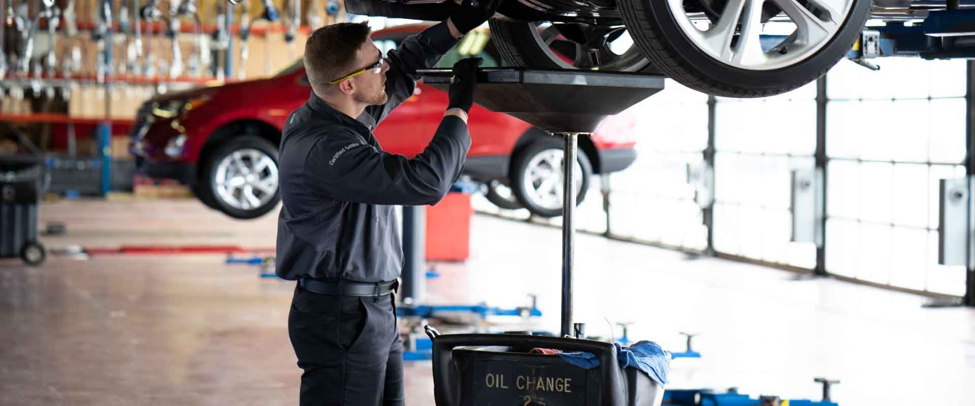 Free Oil Changes for Life
