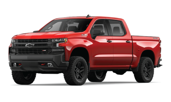 The All-New Silverado